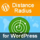 Distance Radius Add-On for WordPress