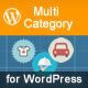 Multi Category Add-On for WordPress