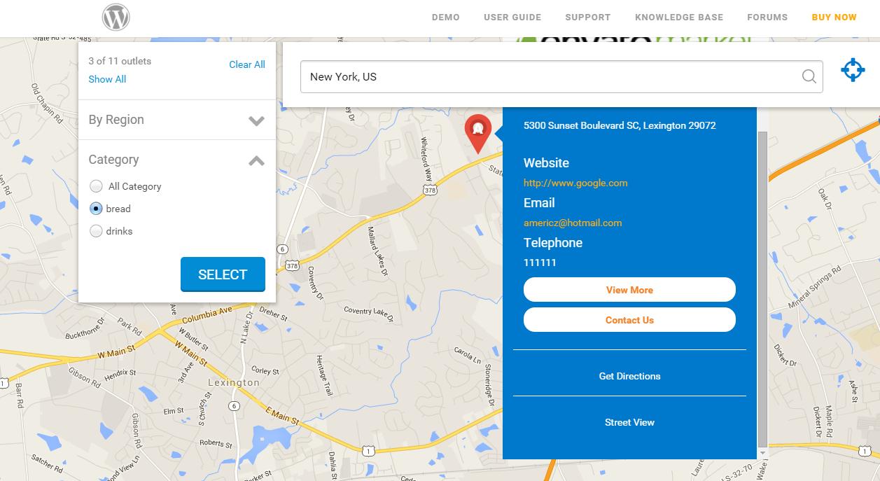 Super Store Finder WordPress Plugin